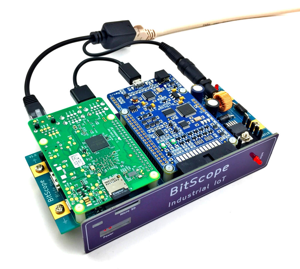 BitScope Blade PoE IoT Module